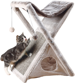 Foldable Cat Tower