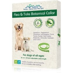 Arava Flea & Tick Prevention Collar – for Dogs & Puppies