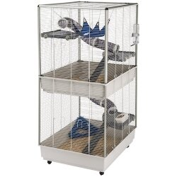 Ferplast Ferret Tower Two-Story Ferret Cage