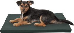 Furhaven Pet Orthopedic Quilted Crate Mat