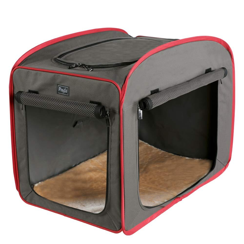 Petsfit Portable Pop Up Pet Cage Soft Dog Crate