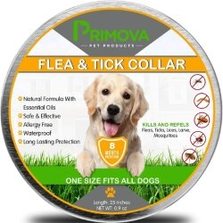 Primova Flea and Tick Prevention Collar