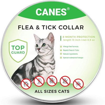 SOBAKEN Flea and Tick Prevention Collar