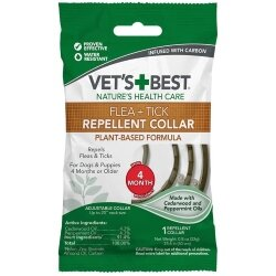 Vet's Best Flea and Tick Repellent Collar for Dogs